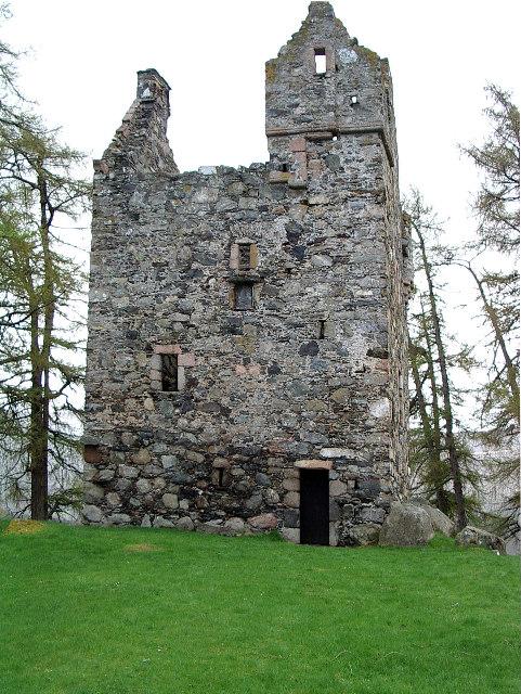 Knock Castle.