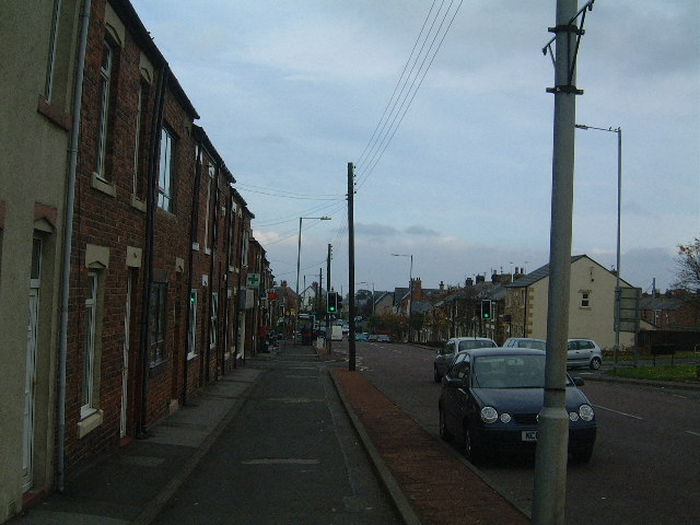 Sun Street, Sunniside