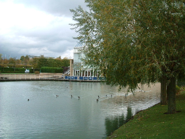 Stockley Park Lake