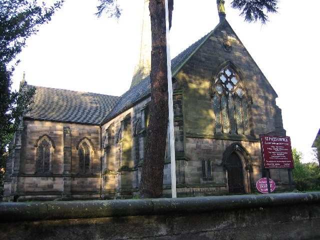 St. Paul's Church, Forebridge, Stafford