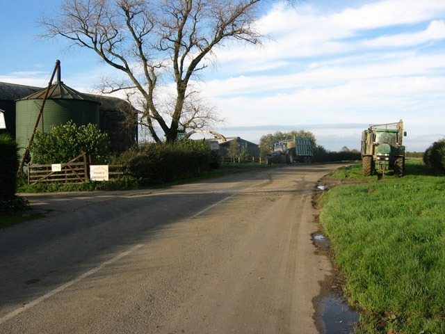 Lodge Farm, near Eastwell, Leicestershire
