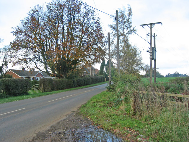 Wells Close and The Lodge, a busy farm near Eastwell
