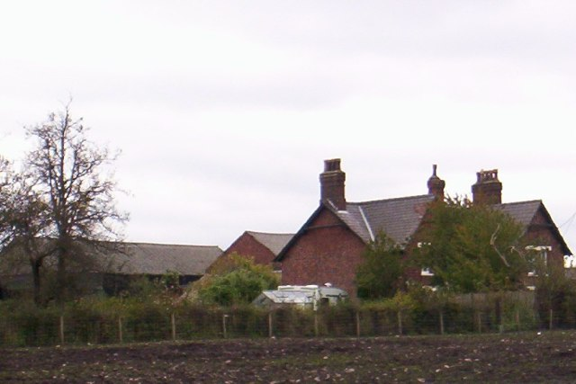 Stanley Farm, near Skelmersdale
