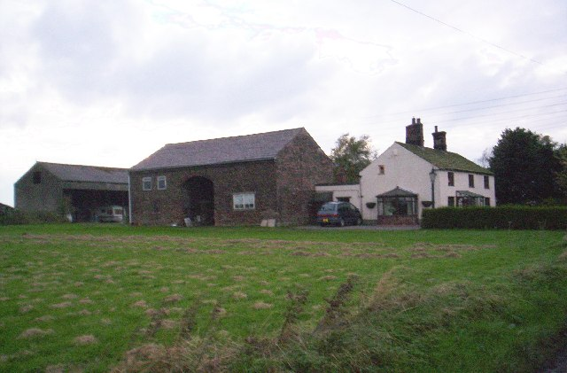 House and farm buildings, Whiteley's Lane, Ormskirk