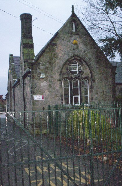 Westhead (Lathom St James) School