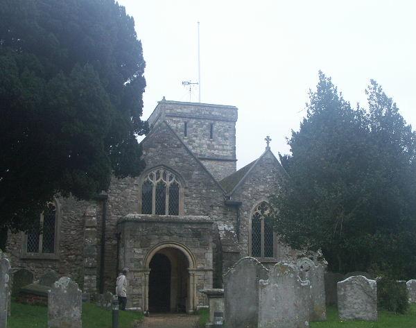 All Saints' Parish Church, Fawley, Hants