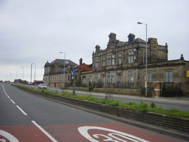 Bootle Swimming Baths