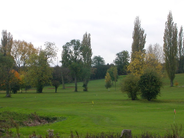 Rugby - Golf Course
