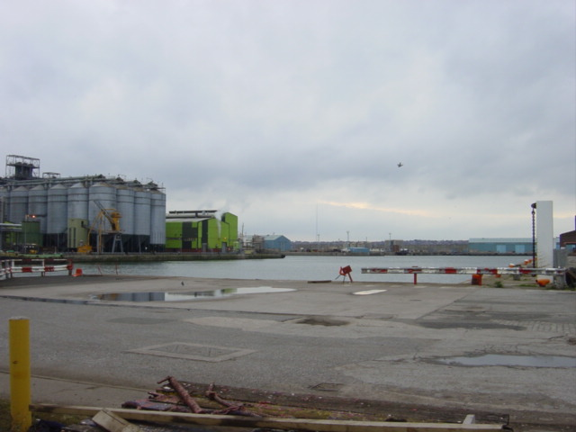 Brocklebank Dock, Bootle
