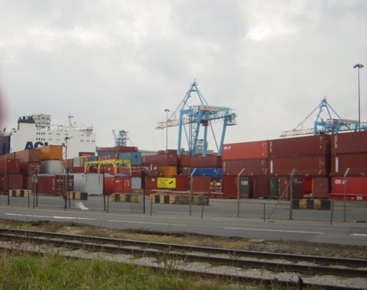 Seaforth Container Port