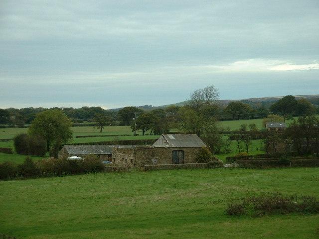 Lees Farm outbuildings