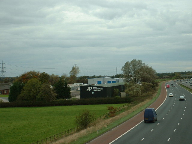 Kenlis Arms Industrial Estate
