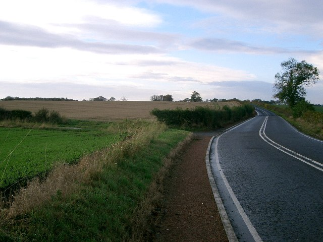 The Road to Limekilns.