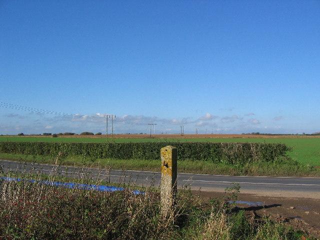 Farmland NE of Flinton