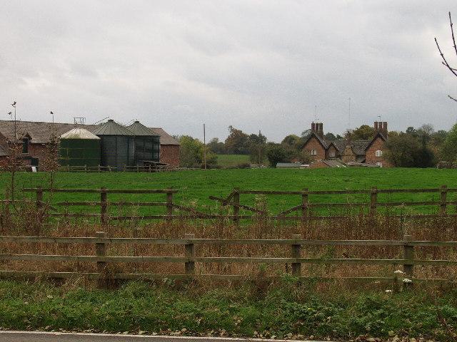 Lower Berse Farm
