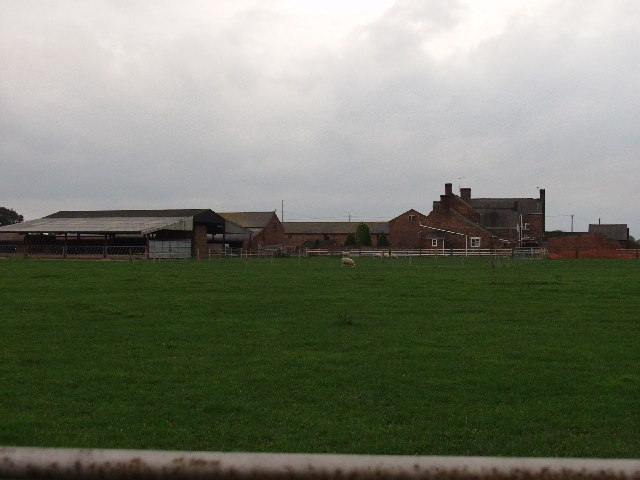 Lower Farm at Is-y-coed