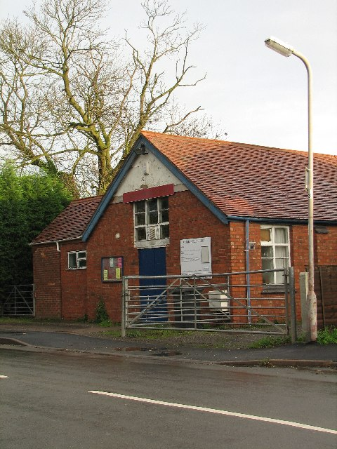 Ansley Church Hall