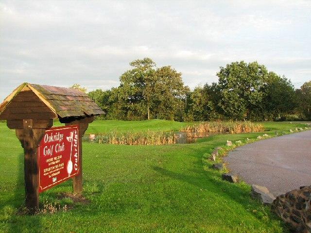 Oakridge Golf Course, Ansley