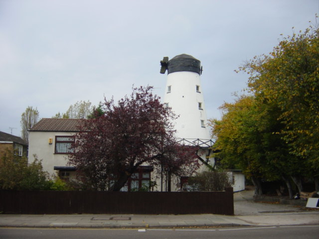 Windmill, Moor Lane, Crosby