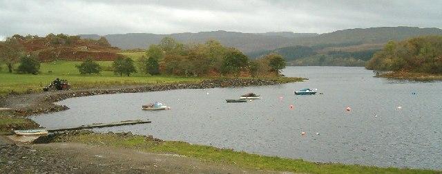 Ford Bay, Loch Awe, Argyll