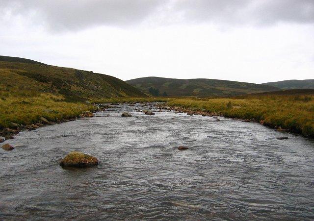 River Gairn.