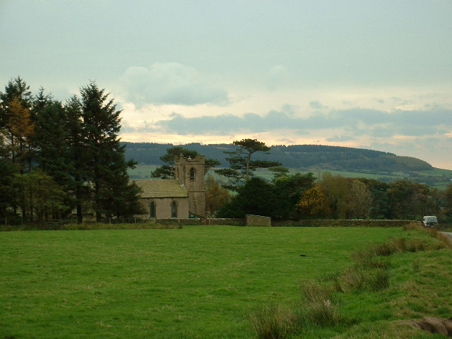 St Eadmar's Church, Admarsh in Bleasdale