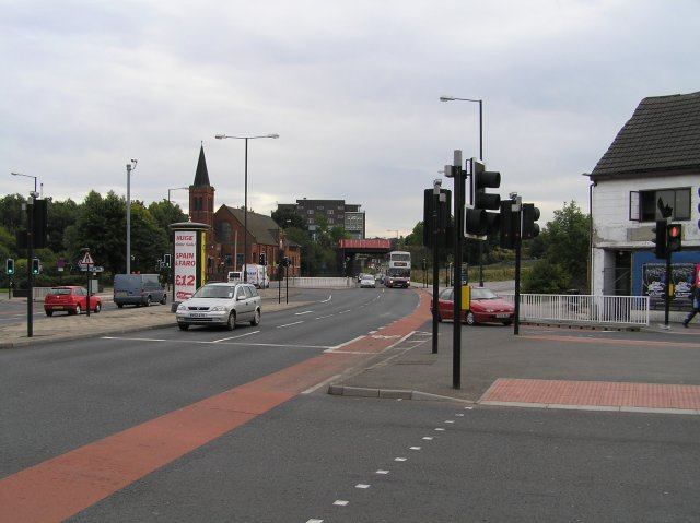 Prince of Wales Road / Greenland Road