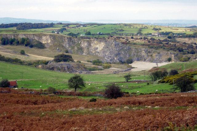 Limestone Quarry, Minera