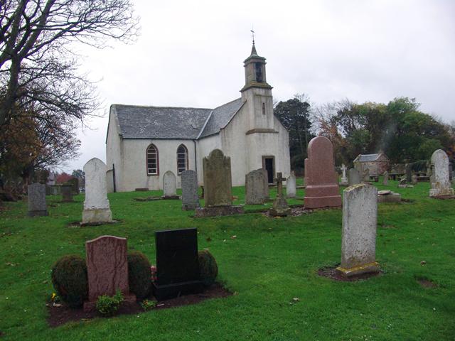 Oldhamstocks Churchyard