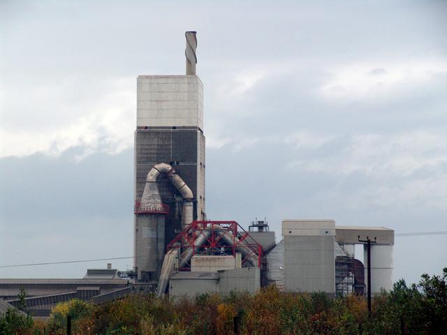 Dunbar Cement Works