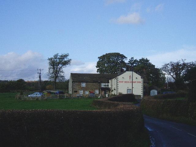 The Red Pump Inn, Bashall Eaves