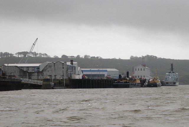 Devonport Naval Dockyard, South Yard
