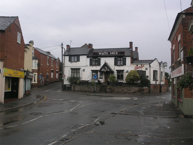 White Swan, Spondon Village