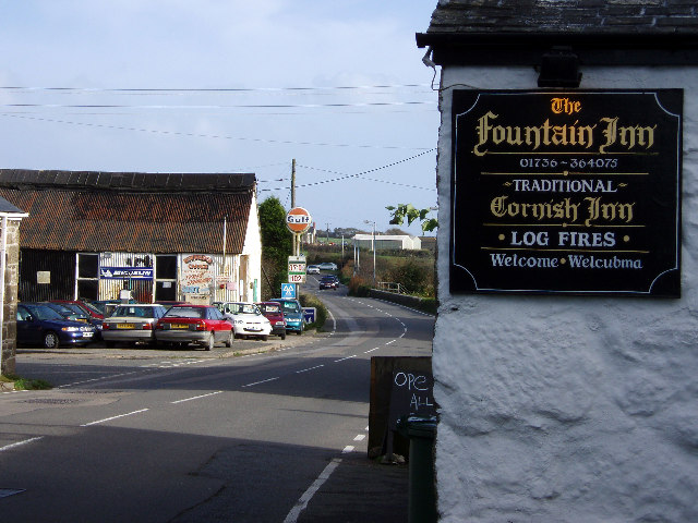 the village of Newbridge