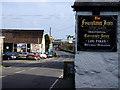 SW4231 : the village of Newbridge by Sheila Russell