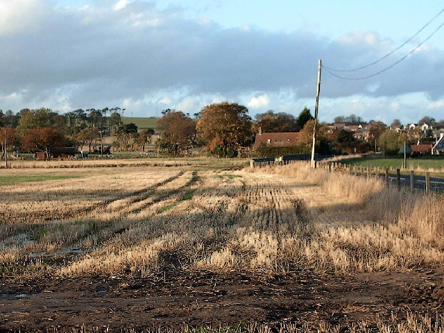Tayport from the South