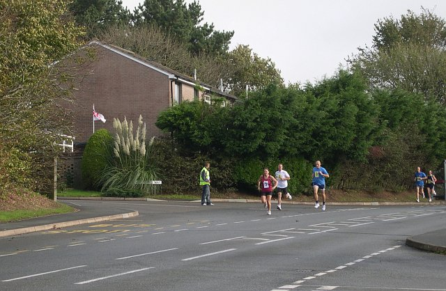 Running out of Torpoint