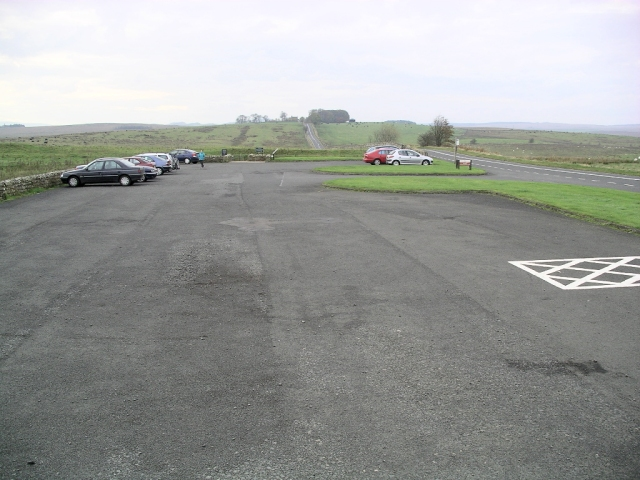 Brocolitia Roman Fort Car Park