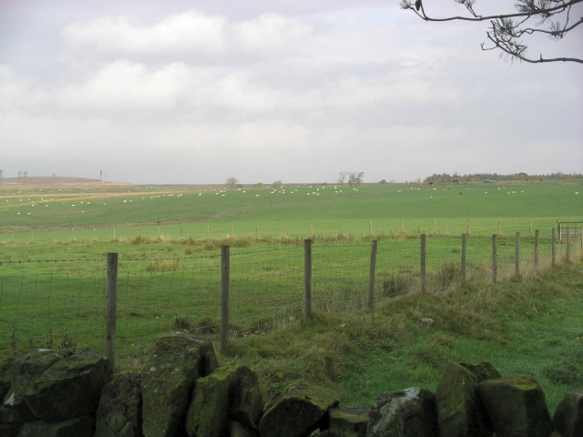 The Battle of Otterburn (Site of)