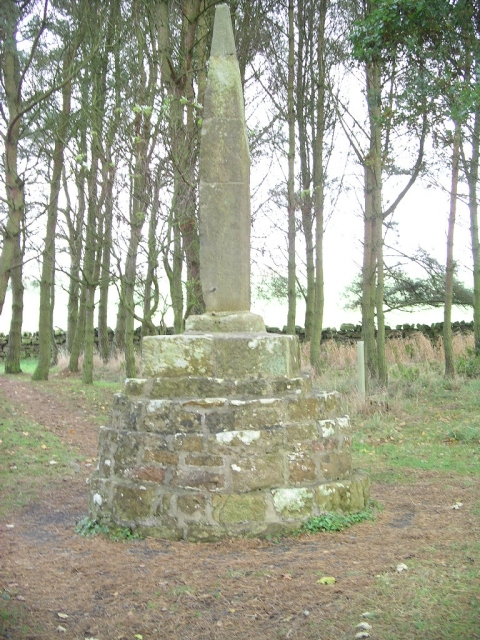 Percy Cross, Otterburn