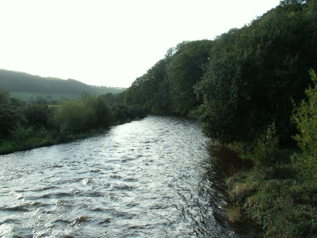 Afon Ystywth