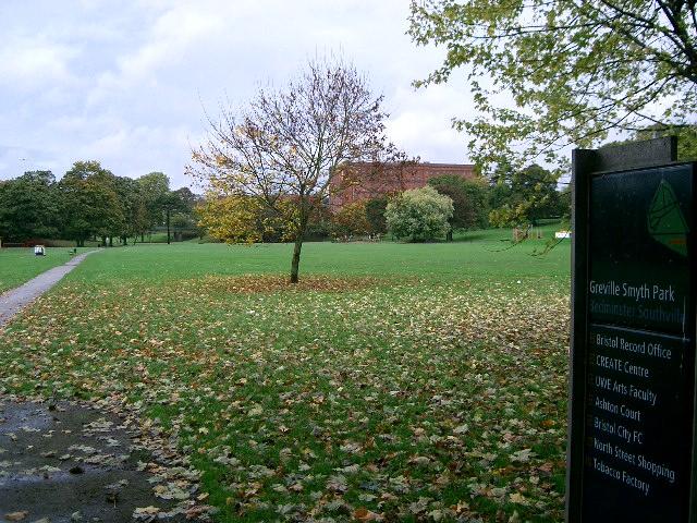 Greville Smythe Park