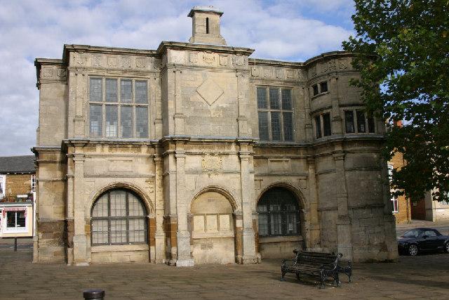Rothwell - The Market House