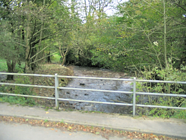 Bridge over the Loughor at Cwmllwchwr Mill