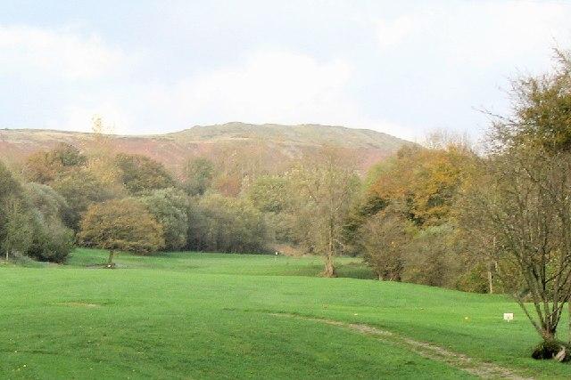 Glynhir golf course