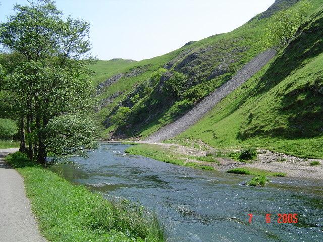 River Dove, Dovedale