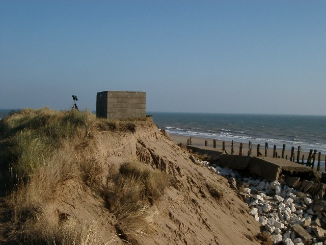 The Narrows Watchpoint, Spurn