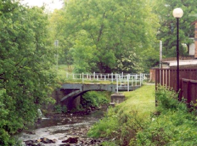 The Cast Iron 'Talbot Bridge,' Maesteg