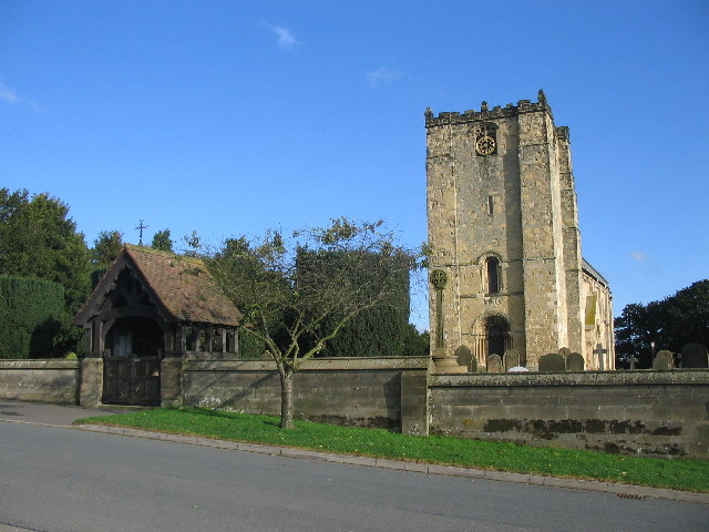 St. Michaels, Garton-on-the-Wolds