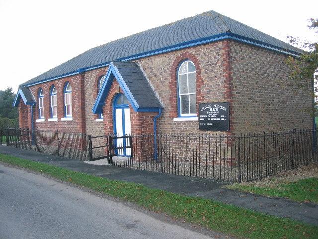 Woldgate Methodist Church, Haisthorpe